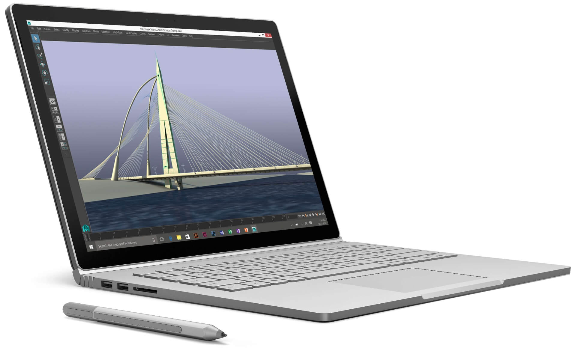 surface book laptop